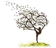DA 2020 tree logo artwork